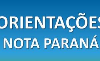 Como Alterar A Conta Corrente No Nota Paraná